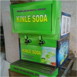 Plain Soda Water Machine