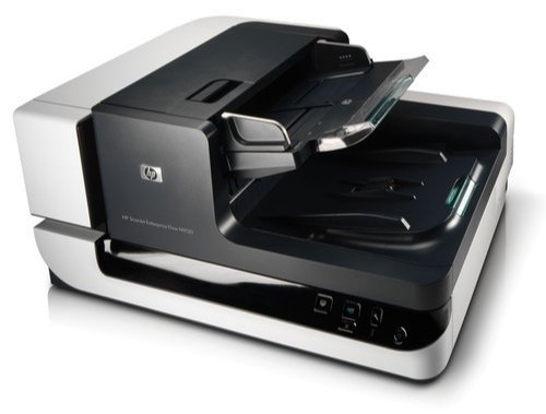 Hp Scanners Hp Sj 8500 Fn1 Document Scanner Manufacturer From Pune