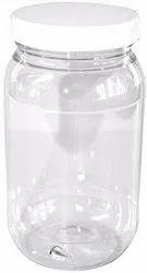 2 Kg Plastic Jar