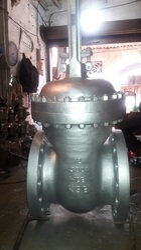 Cast Steel Globe Valve KSB