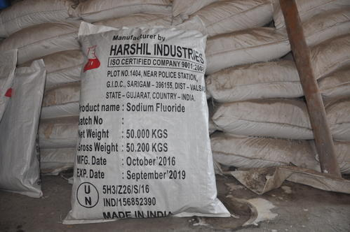 Sodium Fluoride Chemicals - Sodium Fluoride Manufacturer