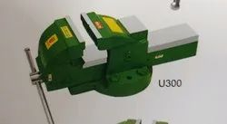UNIQUE Cast Iron Tool Maker Bench Vice, Model Name/Number: U300