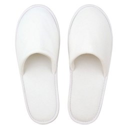 White Hotel Slippers