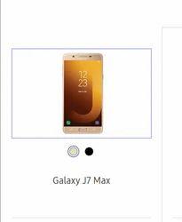 Galaxy J7 Max Mobile Phones, Memory Size: 16GB