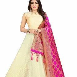 Gown Type Lahenga Choli