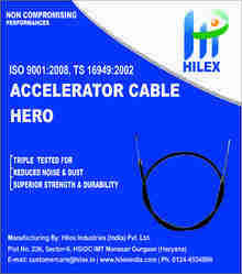Hilex Glamour F-1 ACC Cable