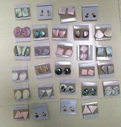 Semiprecious Stones Earrings