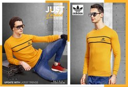 Mens Yellow T-Shirt