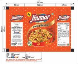 Jhumar Khatta Meetha Namkeen, 20gms, Packaging Type: Packet