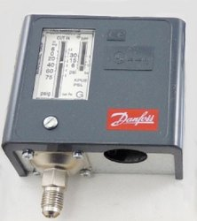 Danfoss Pressure Switch, Contact System Type: SPST