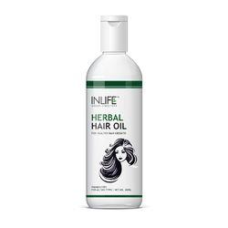 INLIFE Liquid Herbal Hair Oil, Hdpe Bottle, Pack Size: 200 Ml