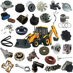 JCB Engine Parts 3CD 3DX Backhoe Loader