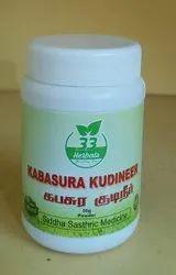 Kabasura Kudineer Powder, Non prescription, Treatment: Immunity Booster