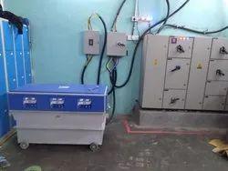 Servo Voltage Stabilizer for Compressors
