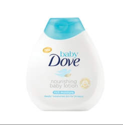 Dove Baby Rich Moisture Nourishing Baby Lotion Review