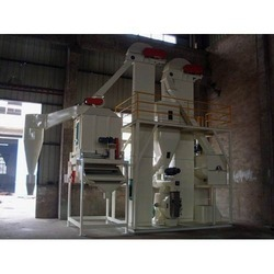 Small Cattle Feed Plant