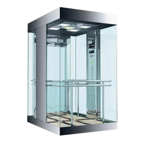 Glass Elevator, Maximum Person: 20 Persons, Rs 600000 /unit Sagar  Construction Lifts | ID: 19759372997