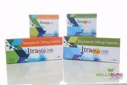 ITRAHUB  100 / 200mg CAPSULES