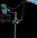 Subrotor Borehole Lineshaft Pump