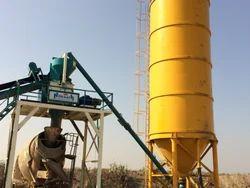 Concrete Mixer for Bridge Construction
