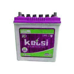 60-80Ah Kalsi Two Wheeler Automotive Battery