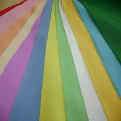 Fairtrade Organic Cotton Poplin Solid Fabric