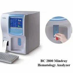 Mindray Cell Counter - Mindray Hematology Analyzer Latest Price