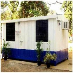 10x10ft Portable Office Cabin