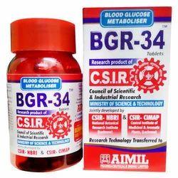 BGR-34 Medicine