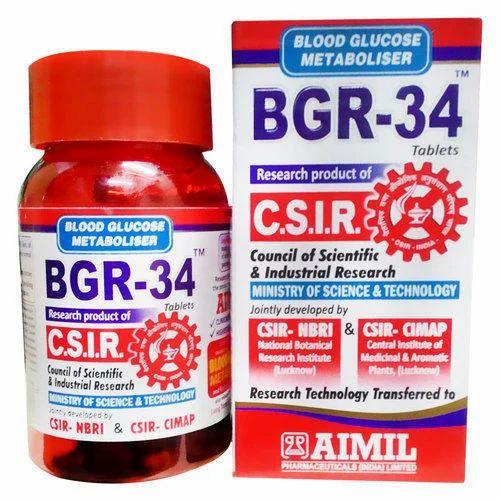 bgr 34 tableta para diabetes