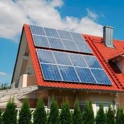 Residential Solar Power Plant Installation Service