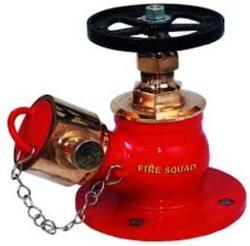 Ss, Cast Iron Red Fire Hydrant System Accessories