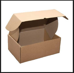 Die Cut Corrugated Carton