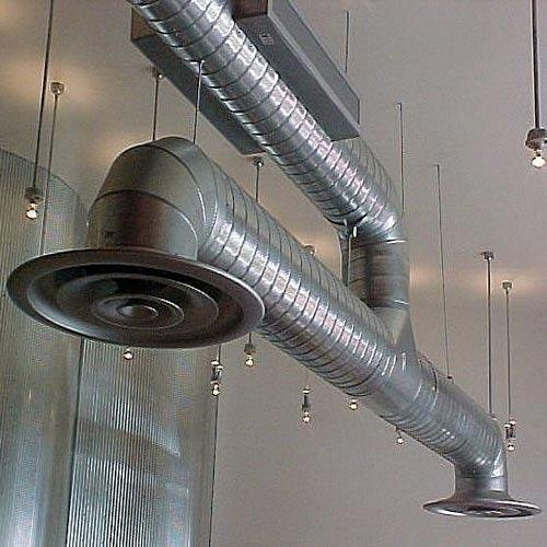 Air Conditioning Duct For Industrial Use Rs 400 Piece