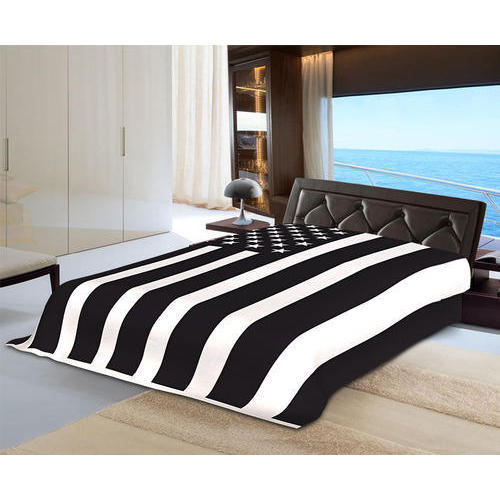 Beautiful Black And White Striped Bed Sheets