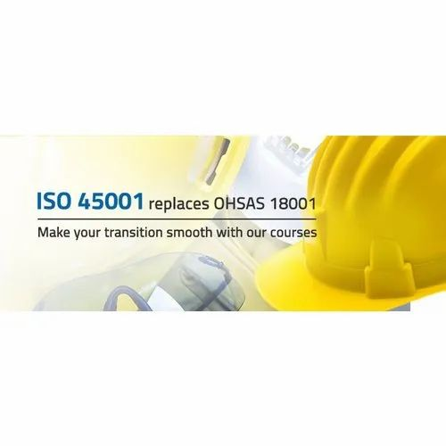 ISO 45001 Certification Service, Hard Copy