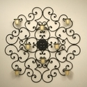 Wall Decorative Items In Metal
