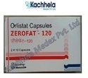Zerofat 120mg Capsule, For Commercial, 2*10