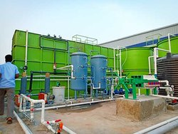 50 KLD STP Plant