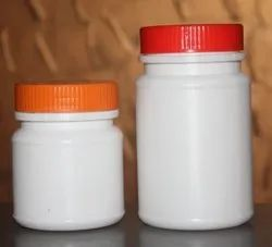 HDPE Pharmaceutical Powder Container