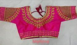 Mahima Embroidery Work Blouse