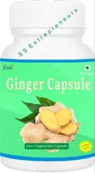 Boost Energy Ginger Capsule, Packaging Size: 60 Capsule, Packaging Type: Bottle