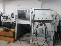 Used Heidelberg Bobst 1080 Offset Printing Machines