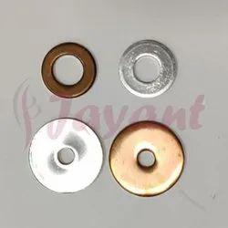 Bimetallic Washer- Copper Aluminium Bimetallic Washers, Electric Component Bimetal Washers
