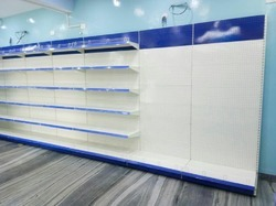 Wall Unit Supermarket Racks