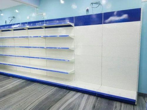 Wall Unit Supermarket Racks