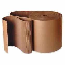 Single Face Corrugated Paper Rolls