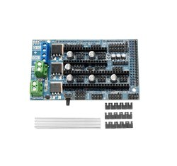 Ramps 1.6 4-Layer Control Panel Mainboard Expansion Board For 3D Printer Parts