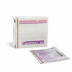 Sumatriptan Succinate Rapid Release Tablets