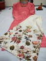 Chiken Cotton Kurti